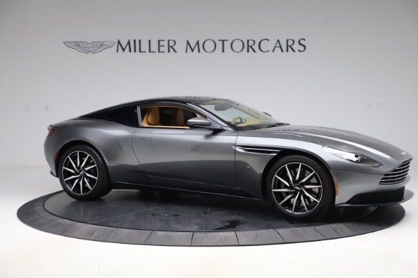 Used 2017 Aston Martin DB11 V12 for sale Sold at Pagani of Greenwich in Greenwich CT 06830 9