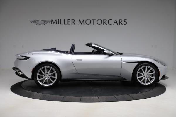 New 2020 Aston Martin DB11 Volante Convertible for sale $253,181 at Pagani of Greenwich in Greenwich CT 06830 10