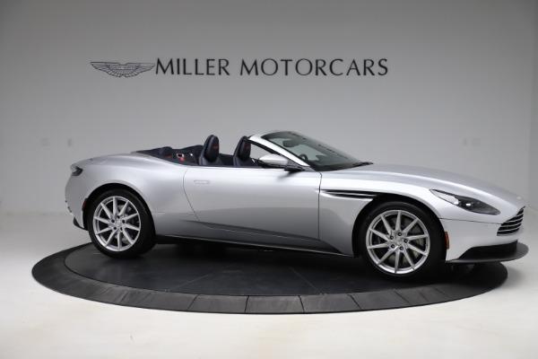 New 2020 Aston Martin DB11 Volante Convertible for sale $253,181 at Pagani of Greenwich in Greenwich CT 06830 11