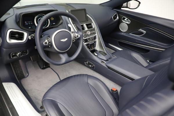 New 2020 Aston Martin DB11 Volante Convertible for sale $253,181 at Pagani of Greenwich in Greenwich CT 06830 13