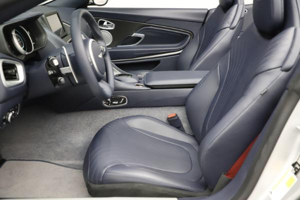 New 2020 Aston Martin DB11 Volante Convertible for sale $253,181 at Pagani of Greenwich in Greenwich CT 06830 14