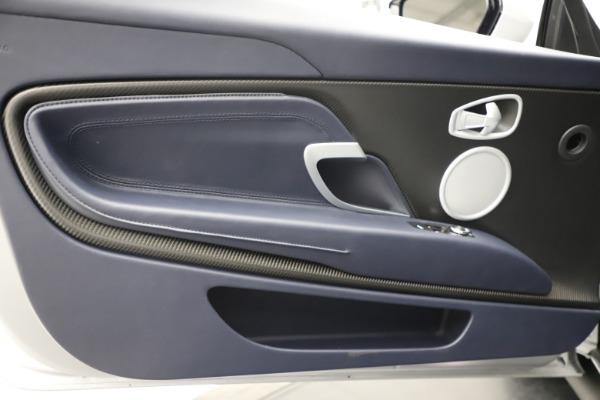 New 2020 Aston Martin DB11 Volante Convertible for sale $253,181 at Pagani of Greenwich in Greenwich CT 06830 18