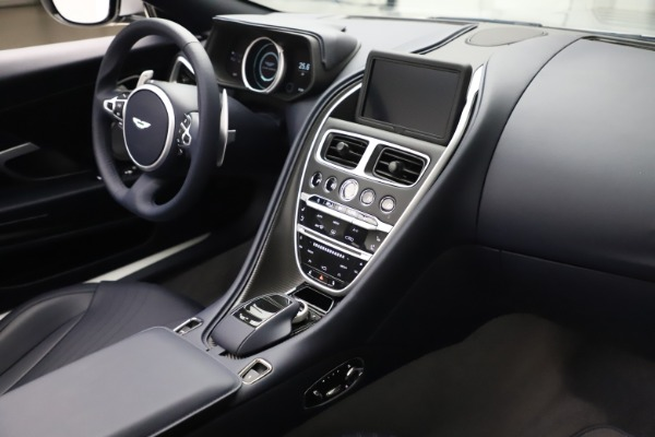New 2020 Aston Martin DB11 Volante Convertible for sale $253,181 at Pagani of Greenwich in Greenwich CT 06830 19