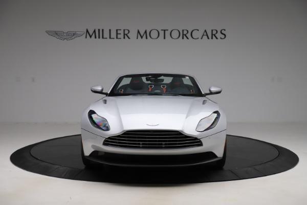 New 2020 Aston Martin DB11 Volante Convertible for sale $253,181 at Pagani of Greenwich in Greenwich CT 06830 2