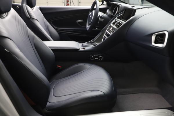 New 2020 Aston Martin DB11 Volante Convertible for sale $253,181 at Pagani of Greenwich in Greenwich CT 06830 20