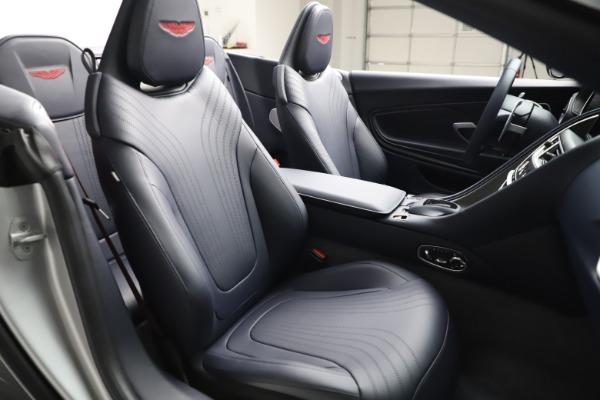 New 2020 Aston Martin DB11 Volante Convertible for sale $253,181 at Pagani of Greenwich in Greenwich CT 06830 21