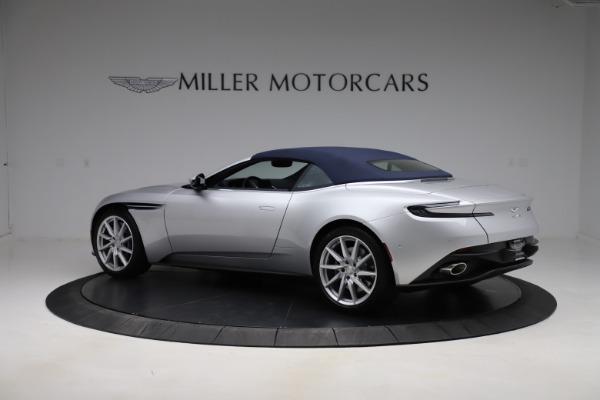 New 2020 Aston Martin DB11 Volante Convertible for sale $253,181 at Pagani of Greenwich in Greenwich CT 06830 22