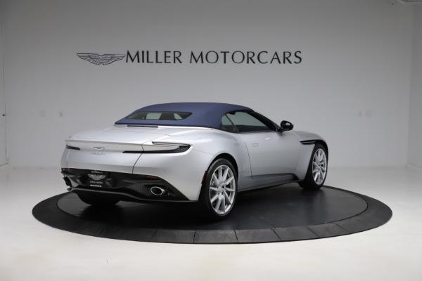 New 2020 Aston Martin DB11 Volante Convertible for sale $253,181 at Pagani of Greenwich in Greenwich CT 06830 23
