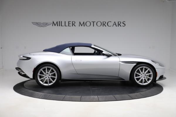 New 2020 Aston Martin DB11 Volante Convertible for sale $253,181 at Pagani of Greenwich in Greenwich CT 06830 24