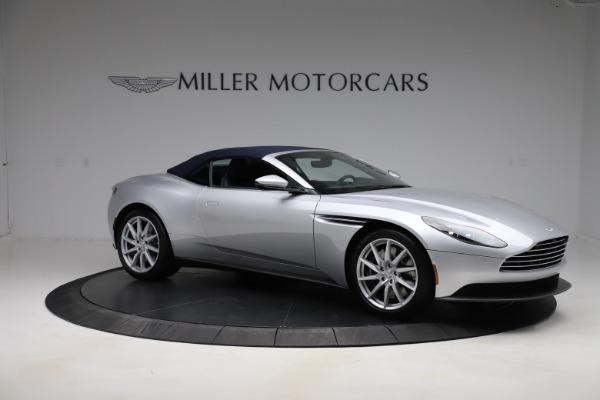 New 2020 Aston Martin DB11 Volante Convertible for sale $253,181 at Pagani of Greenwich in Greenwich CT 06830 25