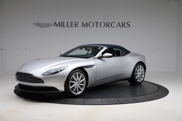 New 2020 Aston Martin DB11 Volante Convertible for sale $253,181 at Pagani of Greenwich in Greenwich CT 06830 26