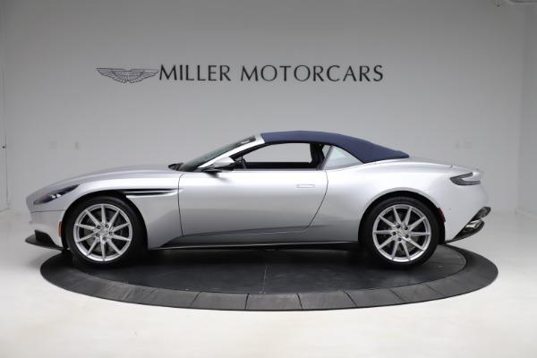 New 2020 Aston Martin DB11 Volante Convertible for sale $253,181 at Pagani of Greenwich in Greenwich CT 06830 27