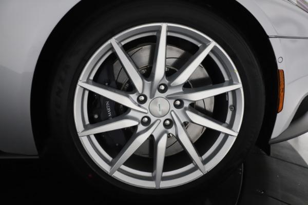 New 2020 Aston Martin DB11 Volante Convertible for sale $253,181 at Pagani of Greenwich in Greenwich CT 06830 28