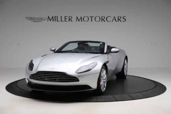 New 2020 Aston Martin DB11 Volante Convertible for sale $253,181 at Pagani of Greenwich in Greenwich CT 06830 3