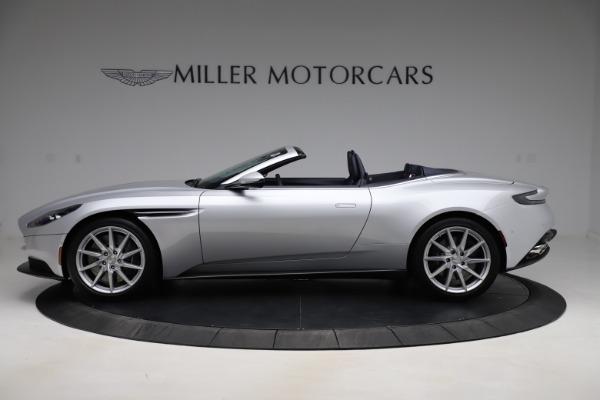 New 2020 Aston Martin DB11 Volante Convertible for sale $253,181 at Pagani of Greenwich in Greenwich CT 06830 4