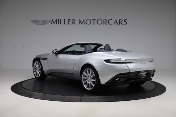 New 2020 Aston Martin DB11 Volante Convertible for sale $253,181 at Pagani of Greenwich in Greenwich CT 06830 6