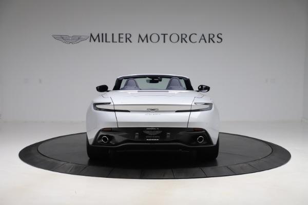 New 2020 Aston Martin DB11 Volante Convertible for sale $253,181 at Pagani of Greenwich in Greenwich CT 06830 7