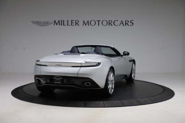 New 2020 Aston Martin DB11 Volante Convertible for sale $253,181 at Pagani of Greenwich in Greenwich CT 06830 8