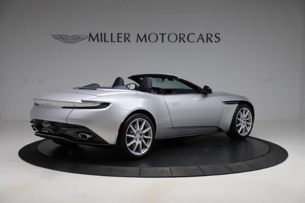 New 2020 Aston Martin DB11 Volante Convertible for sale $253,181 at Pagani of Greenwich in Greenwich CT 06830 9