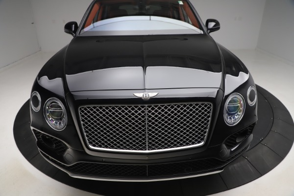Used 2017 Bentley Bentayga W12 for sale $145,900 at Pagani of Greenwich in Greenwich CT 06830 13