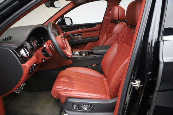Used 2017 Bentley Bentayga W12 for sale $145,900 at Pagani of Greenwich in Greenwich CT 06830 18