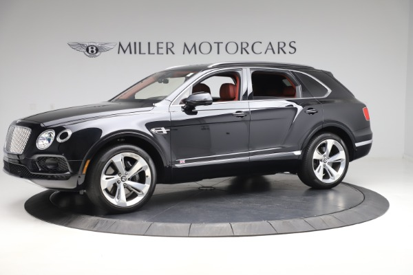 Used 2017 Bentley Bentayga W12 for sale $145,900 at Pagani of Greenwich in Greenwich CT 06830 2