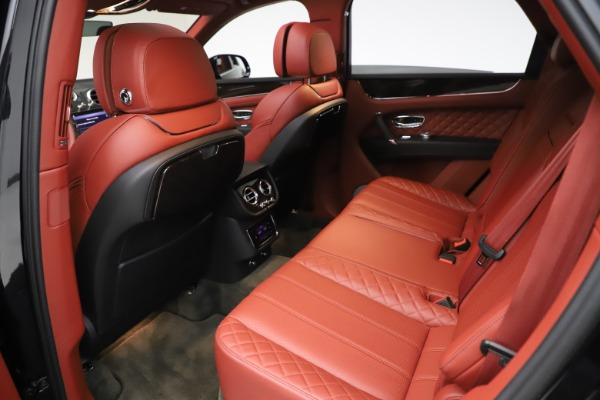 Used 2017 Bentley Bentayga W12 for sale $145,900 at Pagani of Greenwich in Greenwich CT 06830 22