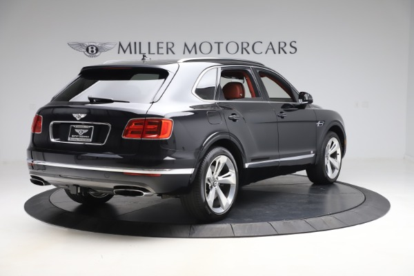 Used 2017 Bentley Bentayga W12 for sale $145,900 at Pagani of Greenwich in Greenwich CT 06830 7