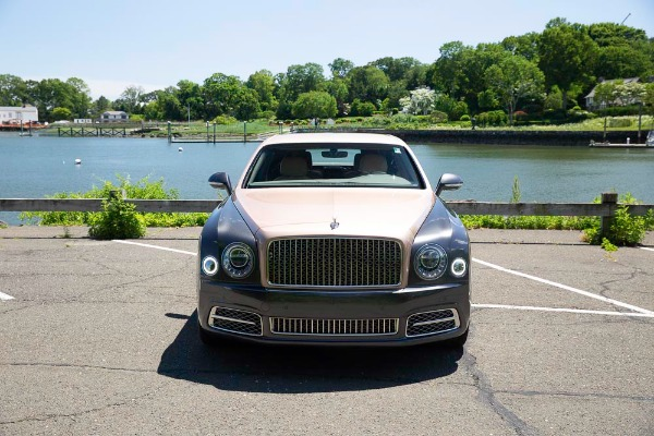 Used 2017 Bentley Mulsanne EWB for sale $295,900 at Pagani of Greenwich in Greenwich CT 06830 12