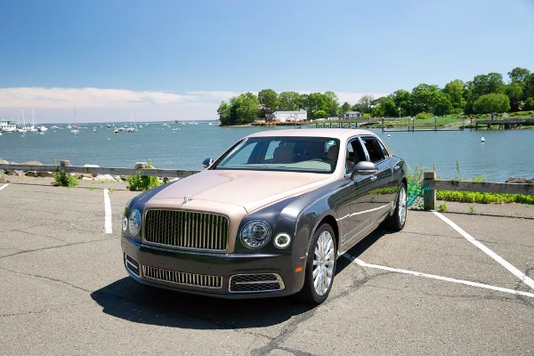 Used 2017 Bentley Mulsanne EWB for sale $295,900 at Pagani of Greenwich in Greenwich CT 06830 2