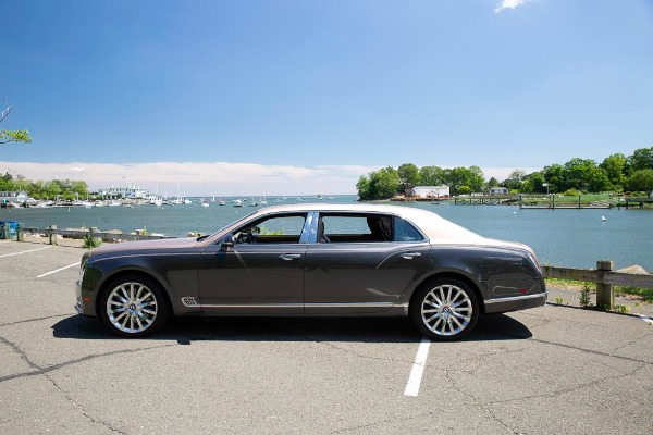Used 2017 Bentley Mulsanne EWB for sale $295,900 at Pagani of Greenwich in Greenwich CT 06830 4