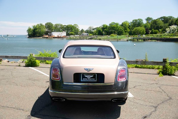 Used 2017 Bentley Mulsanne EWB for sale $295,900 at Pagani of Greenwich in Greenwich CT 06830 6