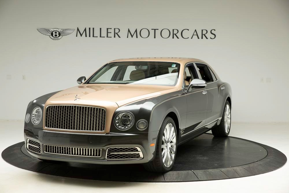 Used 2017 Bentley Mulsanne EWB for sale $295,900 at Pagani of Greenwich in Greenwich CT 06830 1