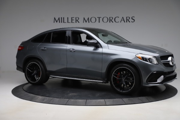 Used 2019 Mercedes-Benz GLE AMG GLE 63 S for sale $85,900 at Pagani of Greenwich in Greenwich CT 06830 10