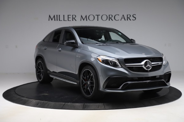 Used 2019 Mercedes-Benz GLE AMG GLE 63 S for sale $85,900 at Pagani of Greenwich in Greenwich CT 06830 11
