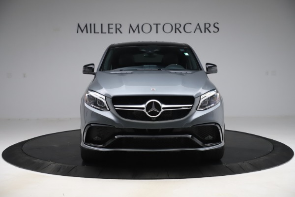 Used 2019 Mercedes-Benz GLE AMG GLE 63 S for sale $85,900 at Pagani of Greenwich in Greenwich CT 06830 12