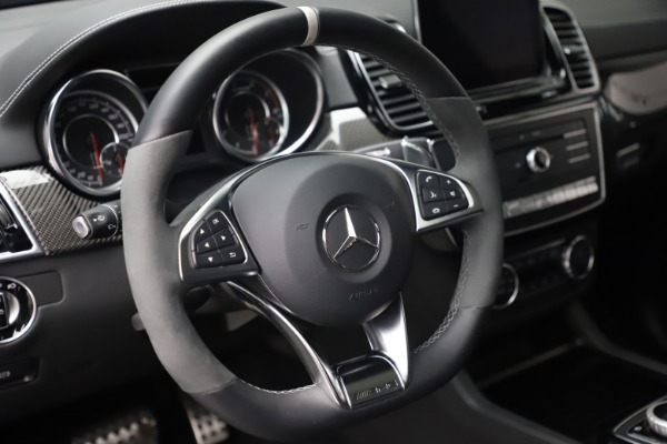 Used 2019 Mercedes-Benz GLE AMG GLE 63 S for sale $85,900 at Pagani of Greenwich in Greenwich CT 06830 16