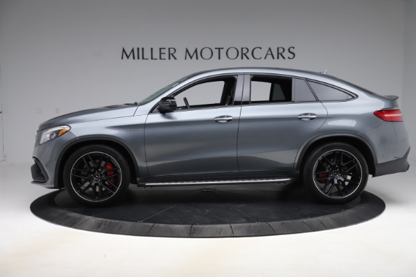 Used 2019 Mercedes-Benz GLE AMG GLE 63 S for sale $85,900 at Pagani of Greenwich in Greenwich CT 06830 3