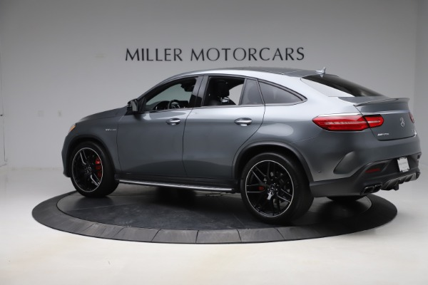 Used 2019 Mercedes-Benz GLE AMG GLE 63 S for sale $85,900 at Pagani of Greenwich in Greenwich CT 06830 4