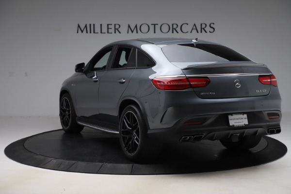 Used 2019 Mercedes-Benz GLE AMG GLE 63 S for sale $85,900 at Pagani of Greenwich in Greenwich CT 06830 5