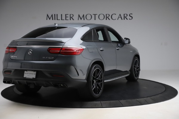 Used 2019 Mercedes-Benz GLE AMG GLE 63 S for sale $85,900 at Pagani of Greenwich in Greenwich CT 06830 7