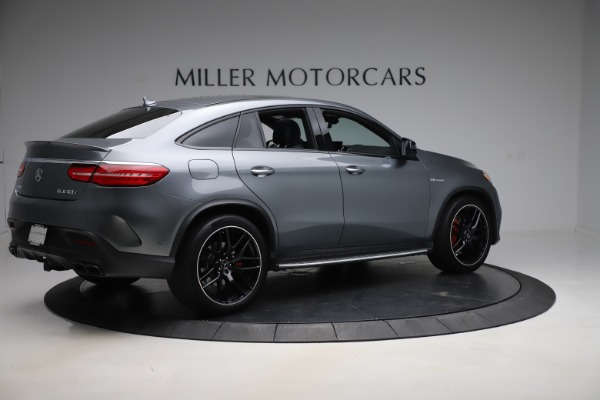 Used 2019 Mercedes-Benz GLE AMG GLE 63 S for sale $85,900 at Pagani of Greenwich in Greenwich CT 06830 8