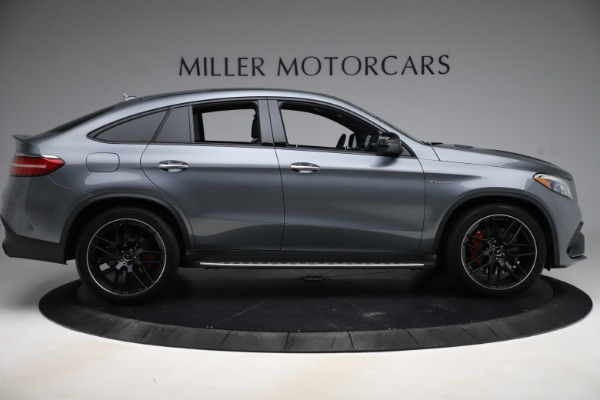 Used 2019 Mercedes-Benz GLE AMG GLE 63 S for sale $85,900 at Pagani of Greenwich in Greenwich CT 06830 9