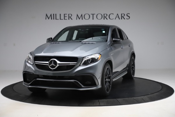 Used 2019 Mercedes-Benz GLE AMG GLE 63 S for sale $85,900 at Pagani of Greenwich in Greenwich CT 06830 1