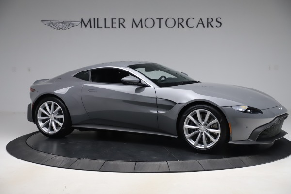 New 2020 Aston Martin Vantage Coupe for sale $165,381 at Pagani of Greenwich in Greenwich CT 06830 10
