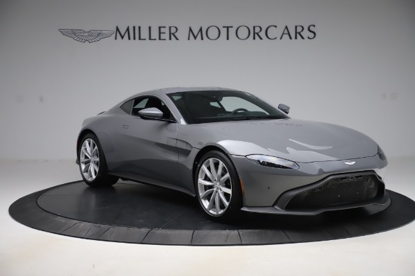 New 2020 Aston Martin Vantage Coupe for sale $165,381 at Pagani of Greenwich in Greenwich CT 06830 11