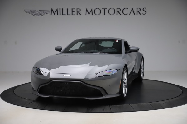 New 2020 Aston Martin Vantage Coupe for sale $165,381 at Pagani of Greenwich in Greenwich CT 06830 2