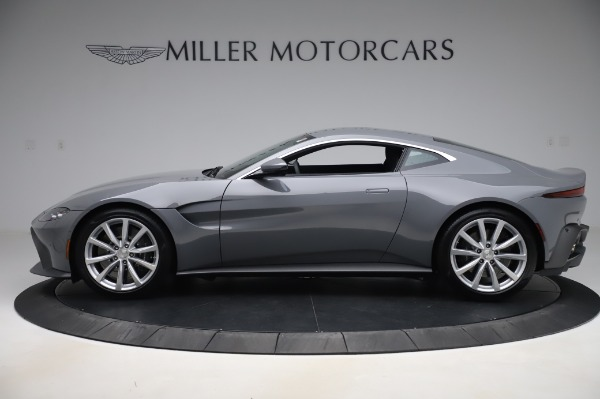 New 2020 Aston Martin Vantage Coupe for sale $165,381 at Pagani of Greenwich in Greenwich CT 06830 3