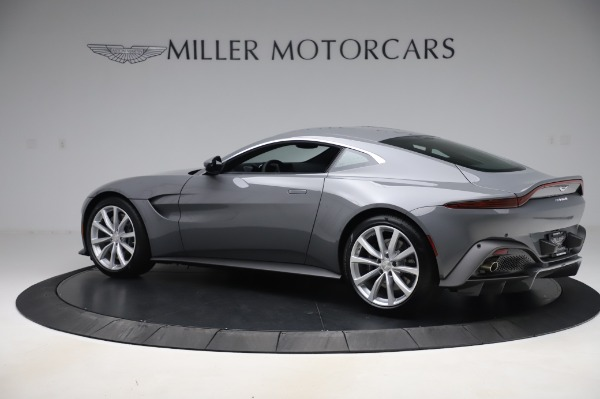 New 2020 Aston Martin Vantage Coupe for sale $165,381 at Pagani of Greenwich in Greenwich CT 06830 4