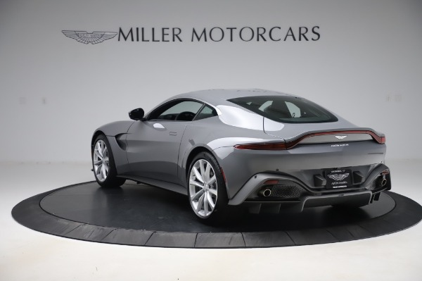 New 2020 Aston Martin Vantage Coupe for sale $165,381 at Pagani of Greenwich in Greenwich CT 06830 5